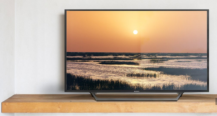 Internet Tivi Sony 48 inch 48W650D, Full HD, MXR 200Hz